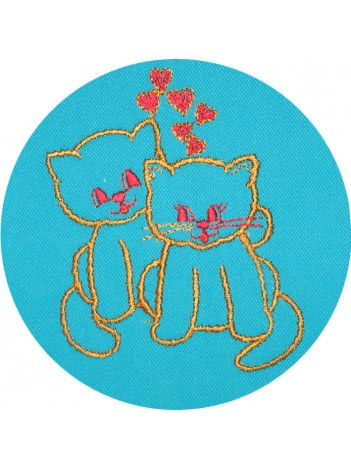 Смотреть Вышивка для слинга 0-002 в Интернет-магазин Василинка