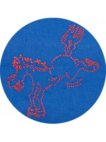 Смотреть Вышивка для слинга 0-005 в Интернет-магазин Василинка