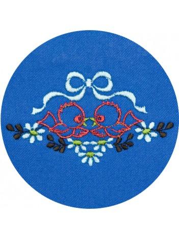Купить Вышивка для слинга 0-008 в Интернет-магазин Василинка