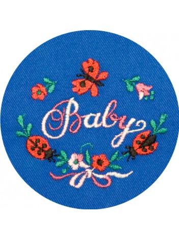 Купить Вышивка для слинга 0-012 в Интернет-магазин Василинка