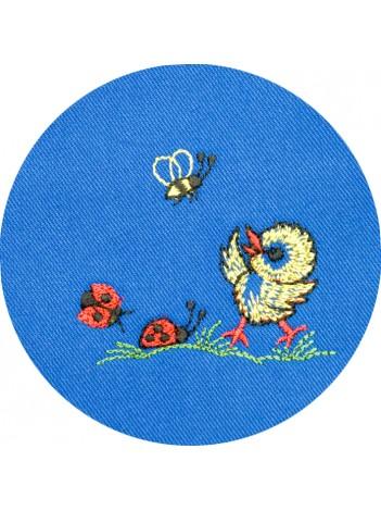Приобрести Вышивка для слинга 0-018 в Интернет-магазин Василинка