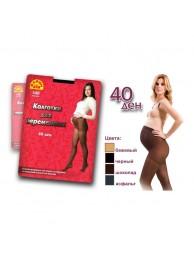 Купить Колготы для беременных арт.540 Беж в Интернет-магазин Василинка