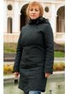 Слинго-куртка удлиненная