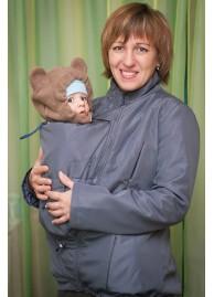 Слинго-куртка (Серая)