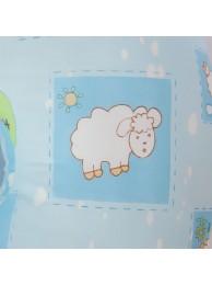 Наволочка на подушку для беременных «Овечки»