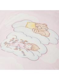 Наволочка на подушку для беременных «Розовые сны»
