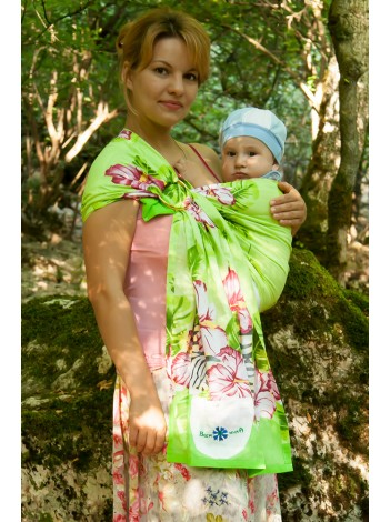 Купить Слинг с кольцами Тропикано в Интернет-магазин Василинка