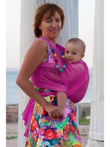 Приобрести Слинг Шарф Марлевка малинка в Интернет-магазин Василинка