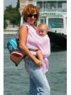 Сравнить Слинг Шарф Мороженное розовый в Интернет-магазин Василинка