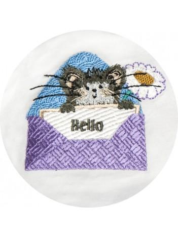 Приобрести Вышивка для слинга L-005 в Интернет-магазин Василинка