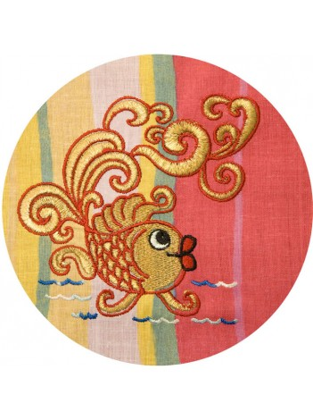 Купить Вышивка для слинга L-017 в Интернет-магазин Василинка