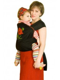 Сравнить Май-слинг Красное и черное в Интернет-магазин Василинка