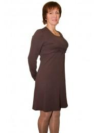 Смотреть Платье для кормления Шоколад в Интернет-магазин Василинка