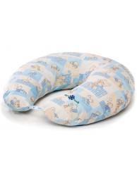 Подушка для кормления большого размера «Небесные мишки»