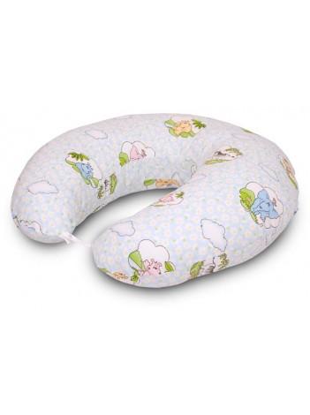 Подушка для кормления большого размера «Зоопарк»