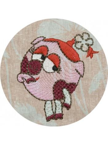 Смотреть Вышивка для слинга S-008 в Интернет-магазин Василинка