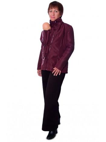 Слинго-куртка (Бордо)