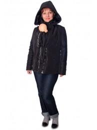 Выбрать Слинго-куртка (Черная) в Интернет-магазин Василинка