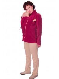 Купить Слинго-куртка Умка (Бордо) в Интернет-магазин Василинка
