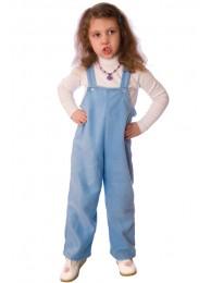 Купить Слинговый полу-комбинезон Умка (голубой) в Интернет-магазин Василинка
