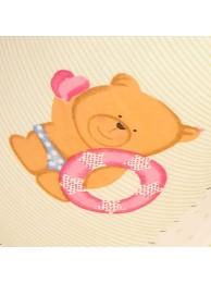 Сменная наволочка основного размера – «Мишки на отдыхе»