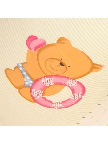 Приобрести Сменная наволочка основного размера – «Мишки на отдыхе» в Интернет-магазин Василинка