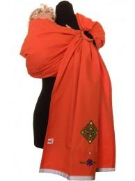 Купить Слинг с кольцами Сицилийский апельсин в Интернет-магазин Василинка