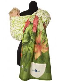 Купить Слинг с кольцами Цветочная поляна в Интернет-магазин Василинка