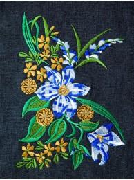 Выбрать Вышивка для слинга XL-015 в Интернет-магазин Василинка